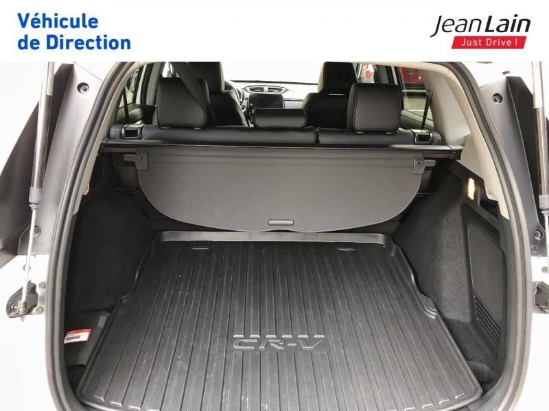 Honda CR-V CR-V Hybrid 2.0 i-MMD 2WD Executive Toit Panoramique 5p Blanc occasion à Échirolles - photo n°10