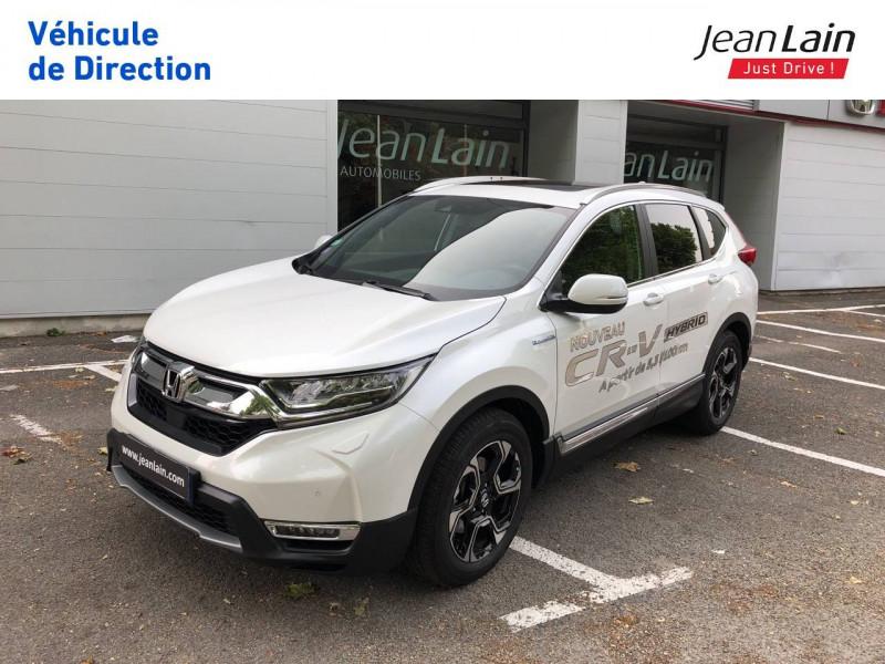 Honda CR-V CR-V Hybrid 2.0 i-MMD 2WD Executive Toit Panoramique 5p Blanc occasion à Échirolles