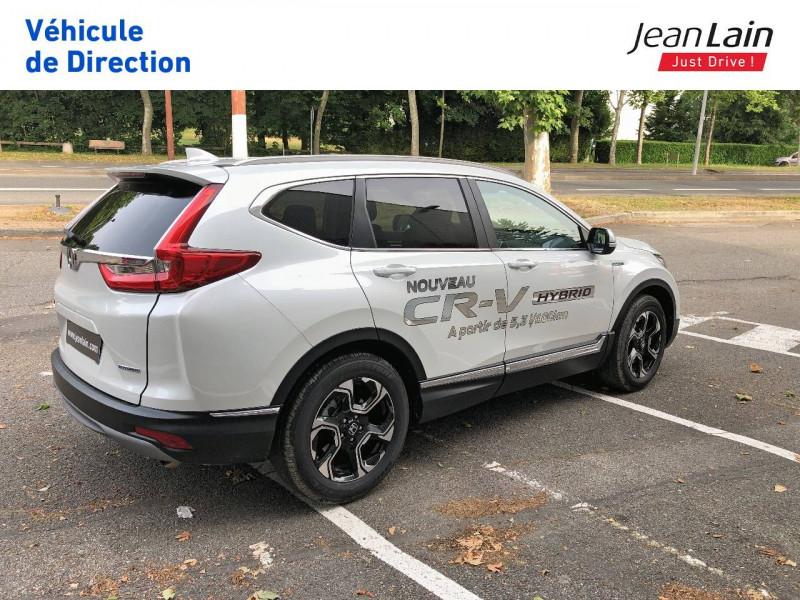Honda CR-V CR-V Hybrid 2.0 i-MMD 2WD Executive Toit Panoramique 5p Blanc occasion à Échirolles - photo n°5