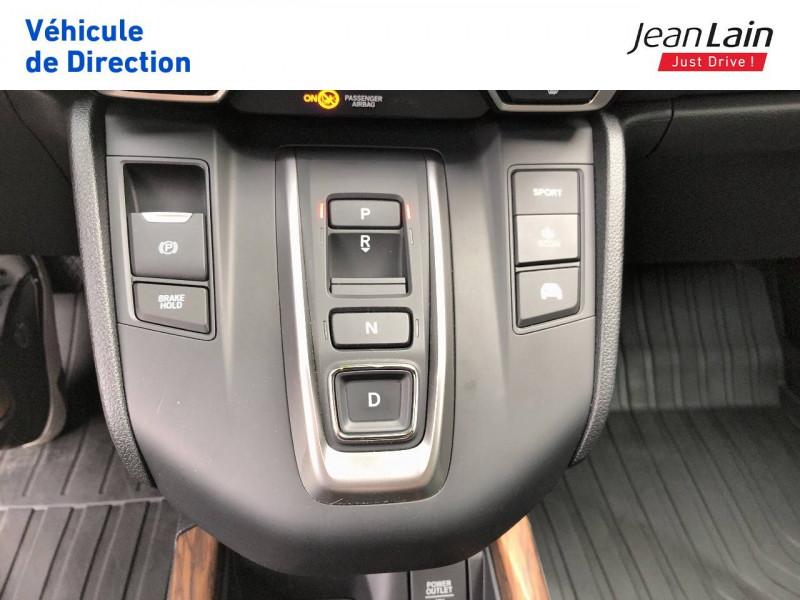 Honda CR-V CR-V Hybrid 2.0 i-MMD 2WD Executive Toit Panoramique 5p Blanc occasion à Échirolles - photo n°13
