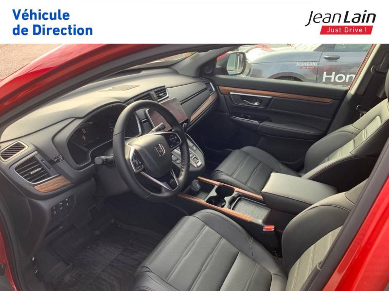 Honda CR-V CR-V Hybrid 2.0 i-MMD 2WD Executive Toit Panoramique 5p Rouge occasion à Seynod - photo n°11