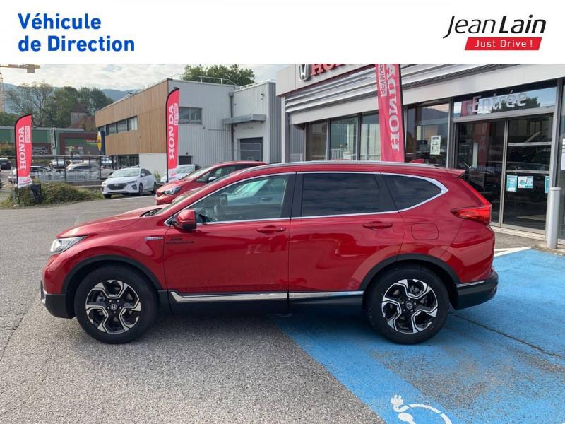 Honda CR-V CR-V Hybrid 2.0 i-MMD 2WD Executive Toit Panoramique 5p Rouge occasion à Seynod - photo n°8