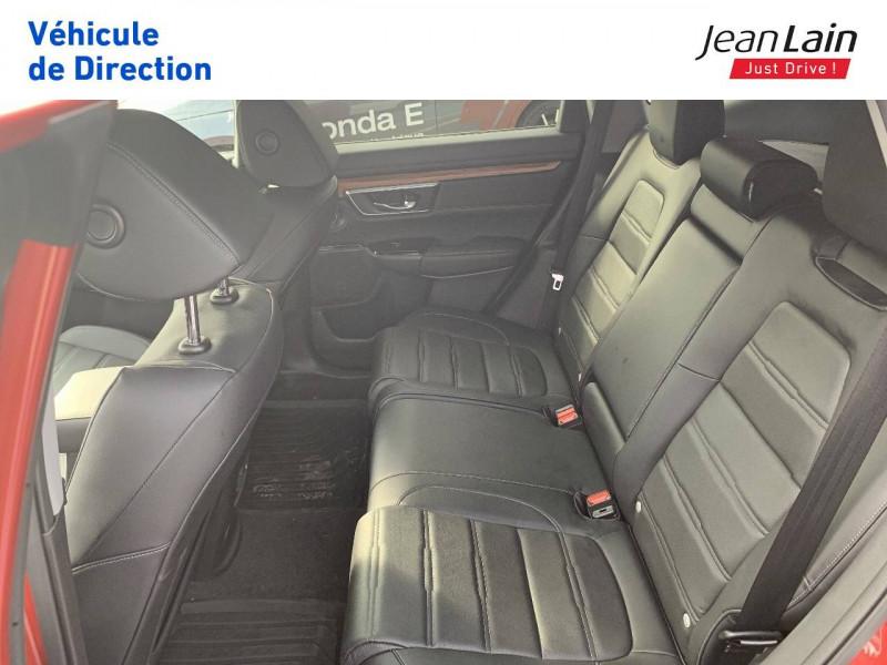 Honda CR-V CR-V Hybrid 2.0 i-MMD 2WD Executive Toit Panoramique 5p Rouge occasion à Seynod - photo n°17