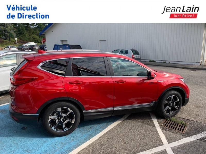 Honda CR-V CR-V Hybrid 2.0 i-MMD 2WD Executive Toit Panoramique 5p Rouge occasion à Seynod - photo n°4