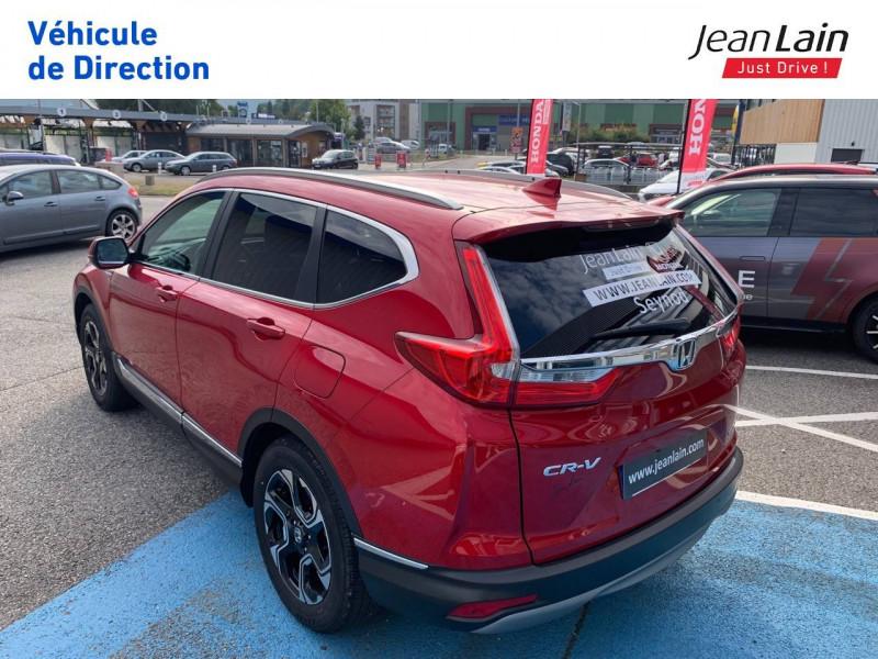 Honda CR-V CR-V Hybrid 2.0 i-MMD 2WD Executive Toit Panoramique 5p Rouge occasion à Seynod - photo n°7