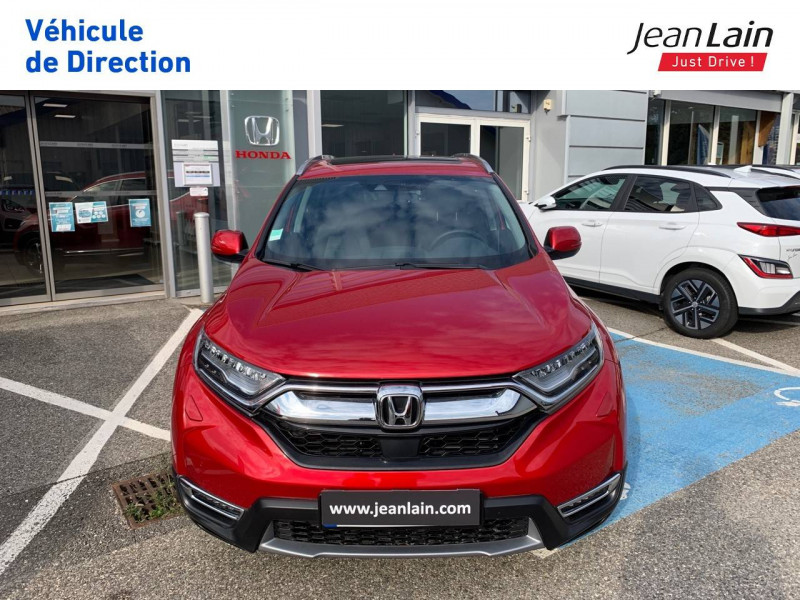Honda CR-V CR-V Hybrid 2.0 i-MMD 2WD Executive Toit Panoramique 5p Rouge occasion à Seynod - photo n°2