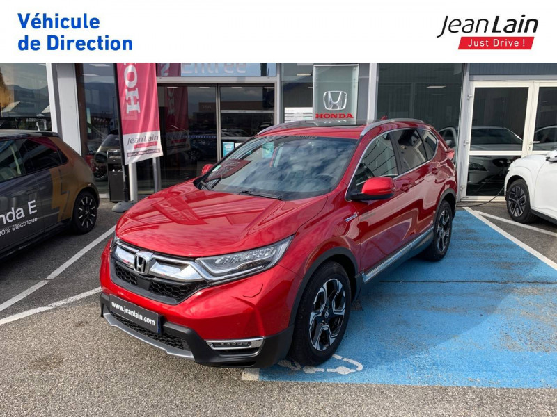Honda CR-V CR-V Hybrid 2.0 i-MMD 2WD Executive Toit Panoramique 5p Rouge occasion à Seynod