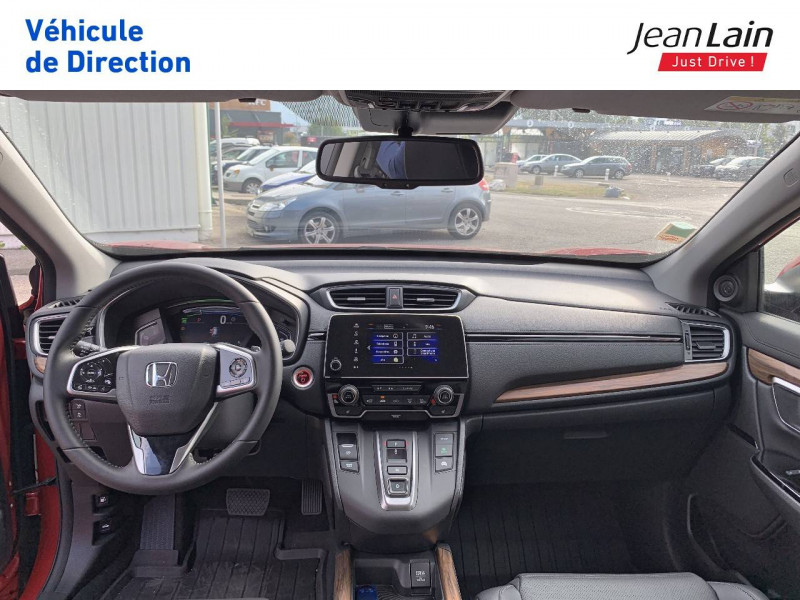 Honda CR-V CR-V Hybrid 2.0 i-MMD 2WD Executive Toit Panoramique 5p Rouge occasion à Seynod - photo n°18