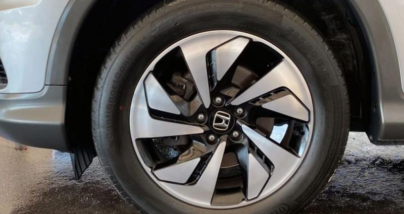Honda CR-V iv (2) 1.6 i-dtec 160 4wd exclusive navi at Gris occasion à VILLE LA GRAND - photo n°2