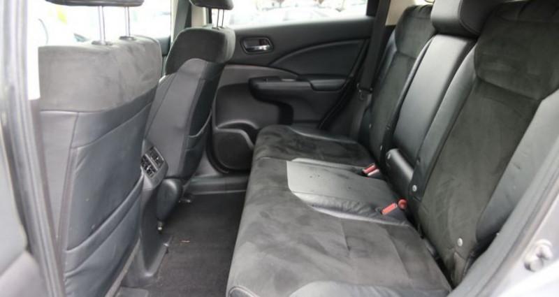Honda CR-V IV 2.2 I-DTEC 150 4WD EXECUTIVE NAVI Gris occasion à Jaux - photo n°7