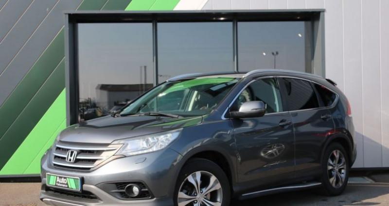 Honda CR-V IV 2.2 I-DTEC 150 4WD EXECUTIVE NAVI Gris occasion à Jaux