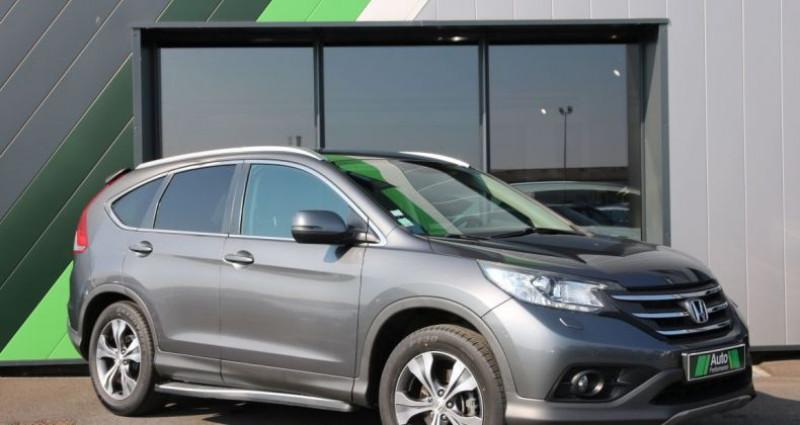 Honda CR-V IV 2.2 I-DTEC 150 4WD EXECUTIVE NAVI Gris occasion à Jaux - photo n°2