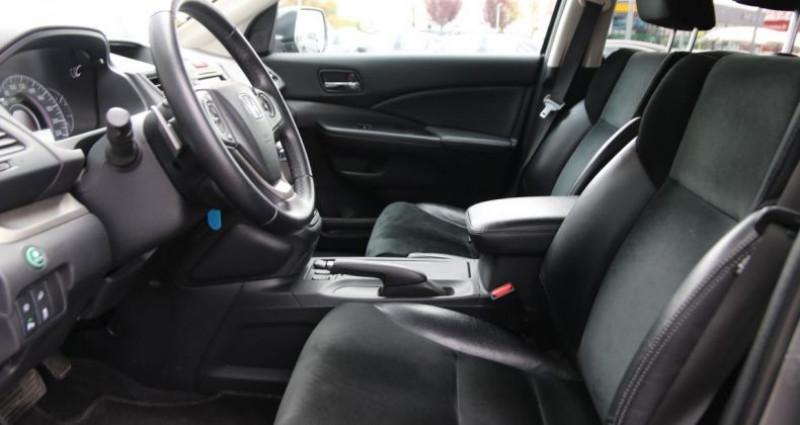 Honda CR-V IV 2.2 I-DTEC 150 4WD EXECUTIVE NAVI Gris occasion à Jaux - photo n°5