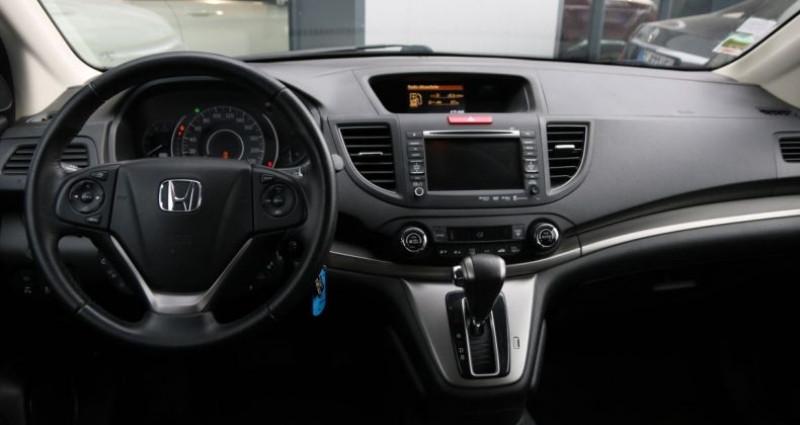 Honda CR-V IV 2.2 I-DTEC 150 4WD EXECUTIVE NAVI Gris occasion à Jaux - photo n°6