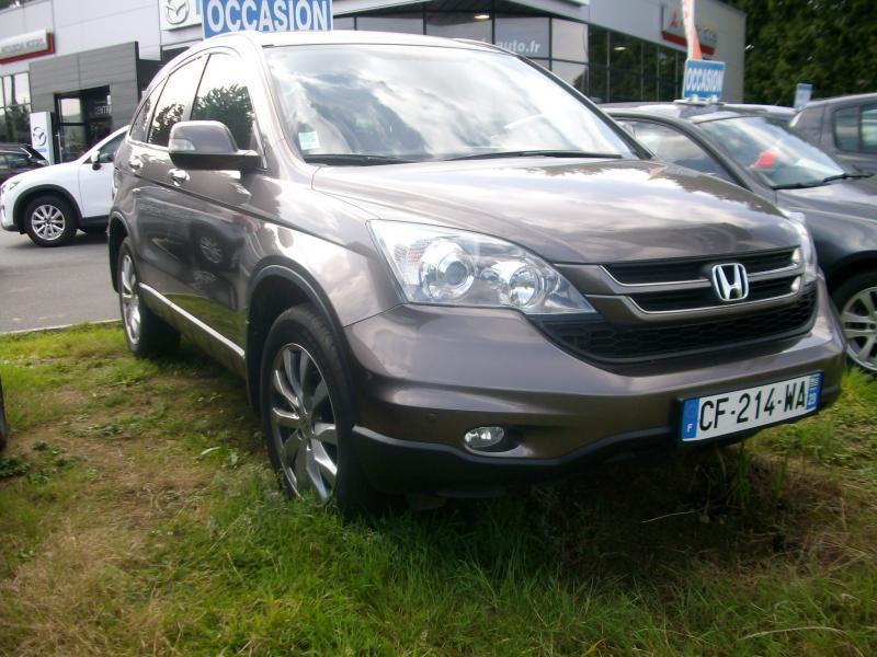 Honda CR-V ultimate 2.2 Marron occasion à Brest