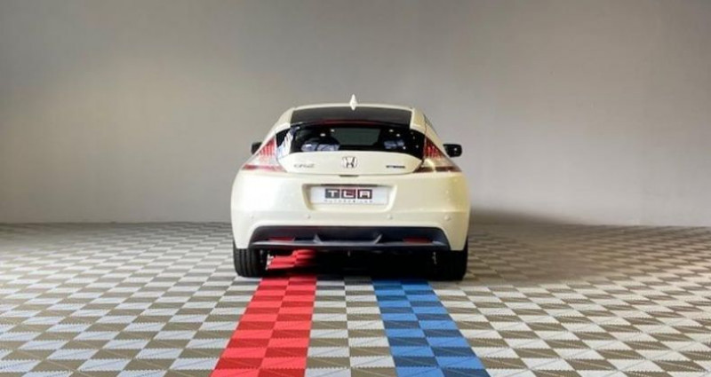 Honda CR-Z 1.5 i-VTEC GT Blanc occasion à Saint Etienne - photo n°4