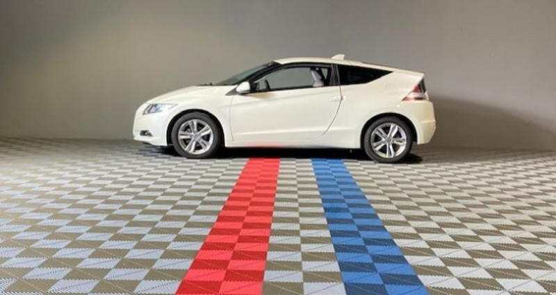Honda CR-Z 1.5 i-VTEC GT Blanc occasion à Saint Etienne - photo n°5