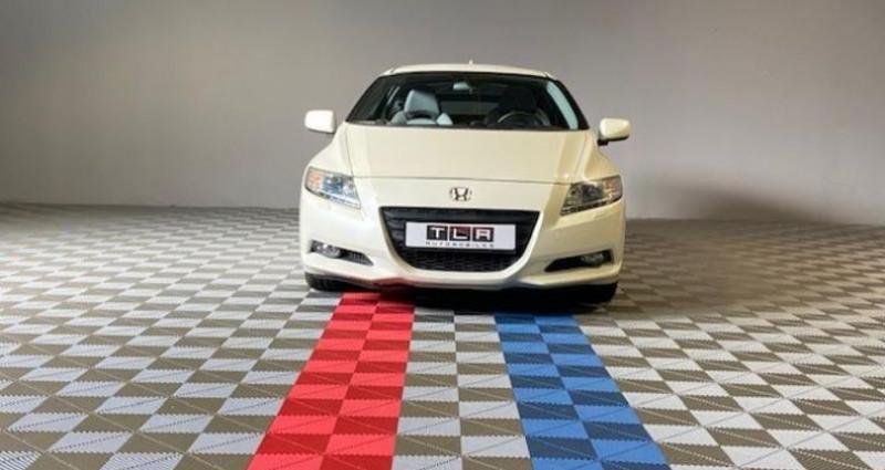 Honda CR-Z 1.5 i-VTEC GT Blanc occasion à Saint Etienne - photo n°3