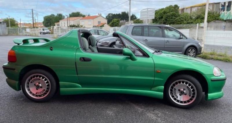 Honda CRX Civic vtec ESI Vert occasion à VERTOU - photo n°5