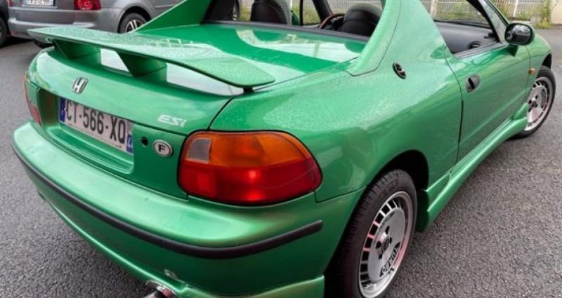 Honda CRX Civic vtec ESI Vert occasion à VERTOU - photo n°6