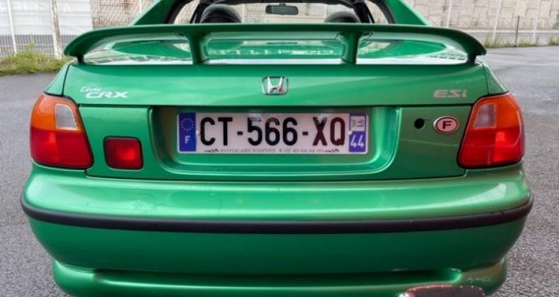 Honda CRX Civic vtec ESI Vert occasion à VERTOU - photo n°3