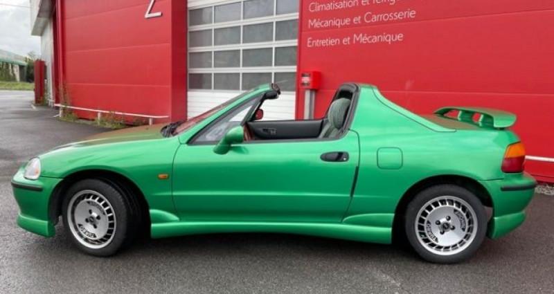 Honda CRX Civic vtec ESI Vert occasion à VERTOU - photo n°2