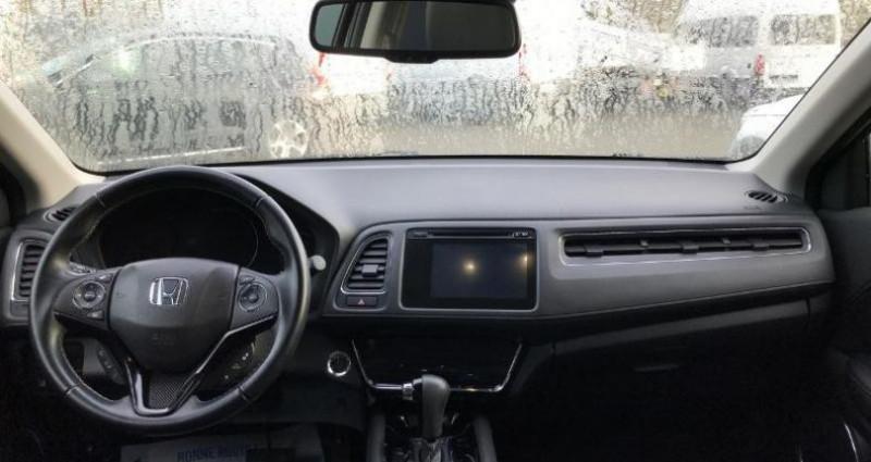 Honda HR-V 1.5 i-VTEC 130ch Exclusive CVT Gris occasion à La Rochelle - photo n°6