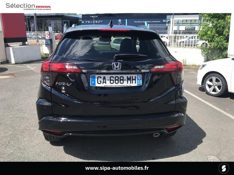 Honda HR-V 1.5 i-VTEC 130ch Exclusive CVT Noir occasion à Le Bouscat - photo n°19