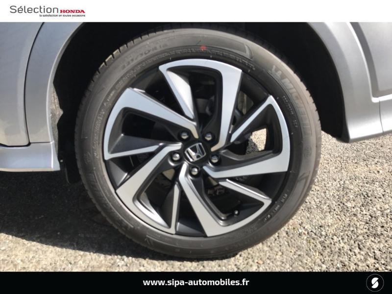 Honda HR-V 1.5 i-VTEC 130ch Exclusive CVT Argent occasion à Le Bouscat - photo n°20