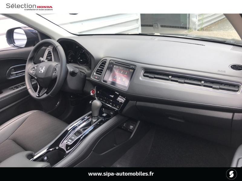Honda HR-V 1.5 i-VTEC 130ch Exclusive CVT Noir occasion à Le Bouscat - photo n°4