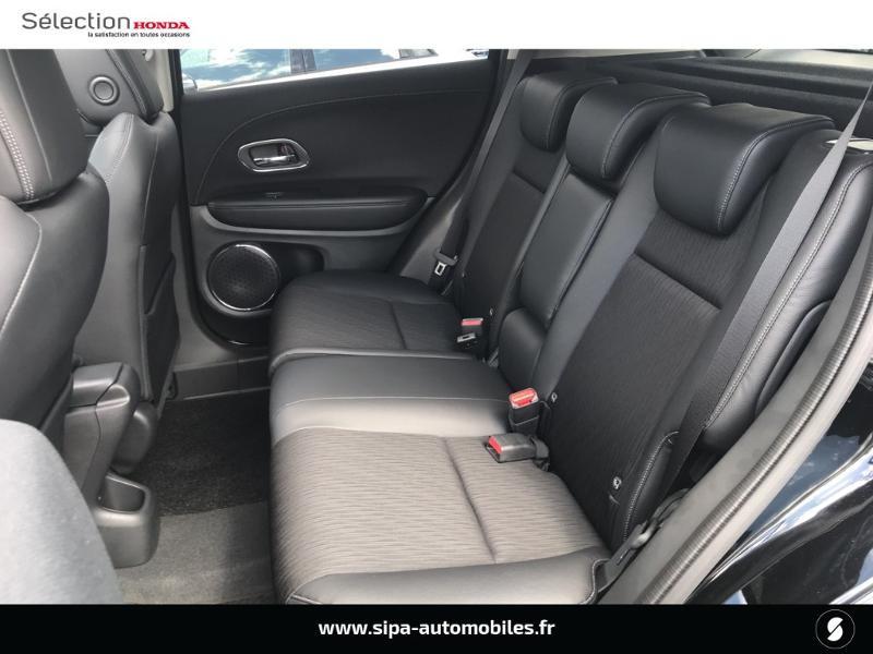 Honda HR-V 1.5 i-VTEC 130ch Exclusive CVT Noir occasion à Le Bouscat - photo n°14
