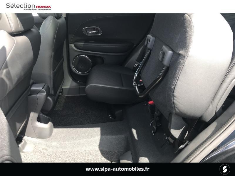 Honda HR-V 1.5 i-VTEC 130ch Exclusive CVT Noir occasion à Le Bouscat - photo n°16