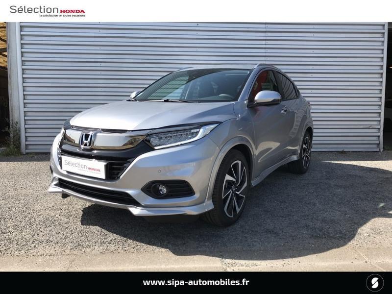 Honda HR-V 1.5 i-VTEC 130ch Exclusive CVT Argent occasion à Le Bouscat