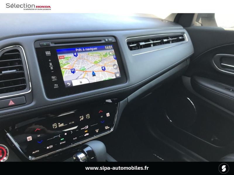 Honda HR-V 1.5 i-VTEC 130ch Exclusive CVT Argent occasion à Le Bouscat - photo n°10