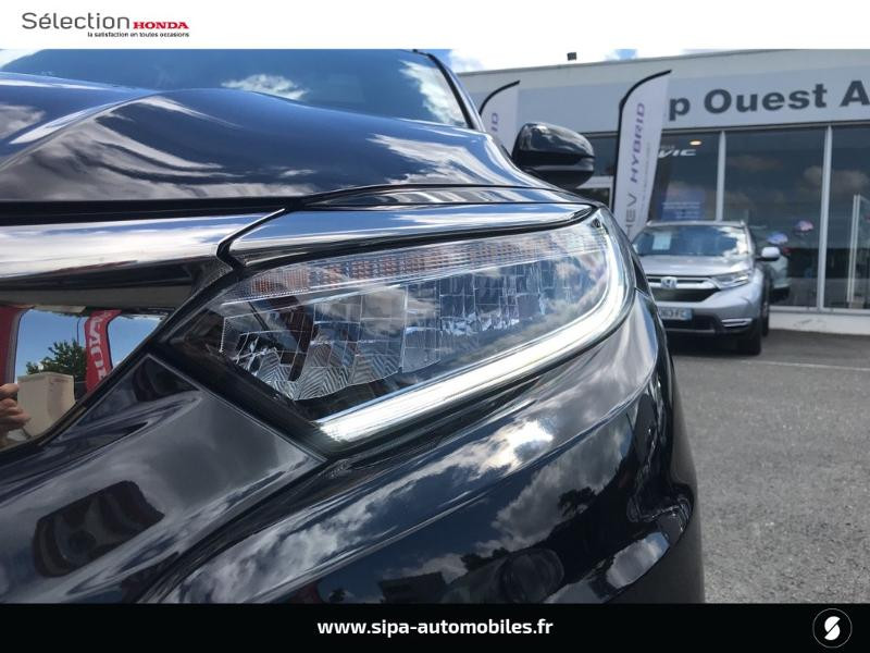 Honda HR-V 1.5 i-VTEC 130ch Exclusive CVT Noir occasion à Le Bouscat - photo n°10