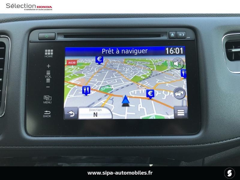 Honda HR-V 1.5 i-VTEC 130ch Exclusive CVT Argent occasion à Le Bouscat - photo n°9