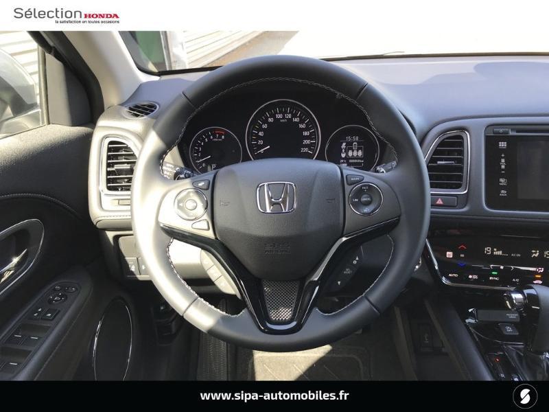 Honda HR-V 1.5 i-VTEC 130ch Exclusive CVT Argent occasion à Le Bouscat - photo n°2