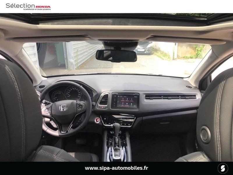 Honda HR-V 1.5 i-VTEC 130ch Exclusive CVT Noir occasion à Le Bouscat - photo n°5