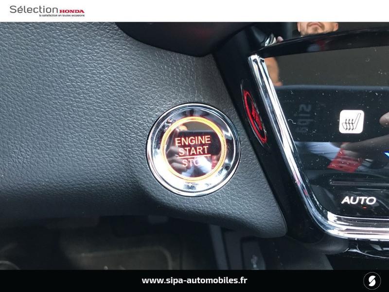 Honda HR-V 1.5 i-VTEC 130ch Exclusive CVT Argent occasion à Le Bouscat - photo n°16