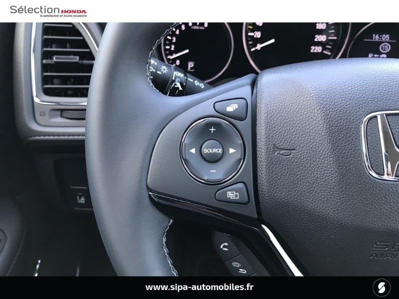 Honda HR-V 1.5 i-VTEC 130ch Exclusive CVT Argent occasion à Le Bouscat - photo n°11