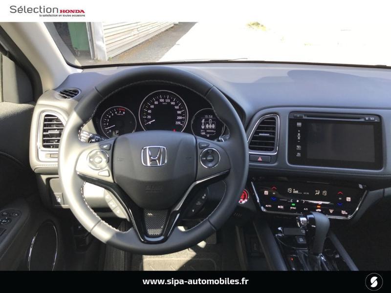 Honda HR-V 1.5 i-VTEC 130ch Exclusive CVT Argent occasion à Le Bouscat - photo n°8