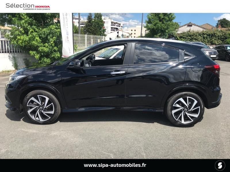 Honda HR-V 1.5 i-VTEC 130ch Exclusive CVT Noir occasion à Le Bouscat - photo n°17