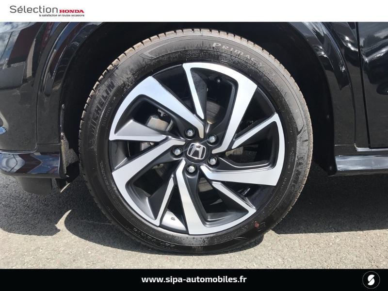 Honda HR-V 1.5 i-VTEC 130ch Exclusive CVT Noir occasion à Le Bouscat - photo n°8