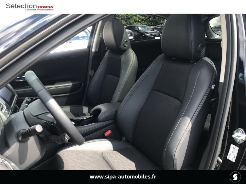 Honda HR-V 1.5 i-VTEC 130ch Exclusive CVT Noir occasion à Le Bouscat - photo n°9