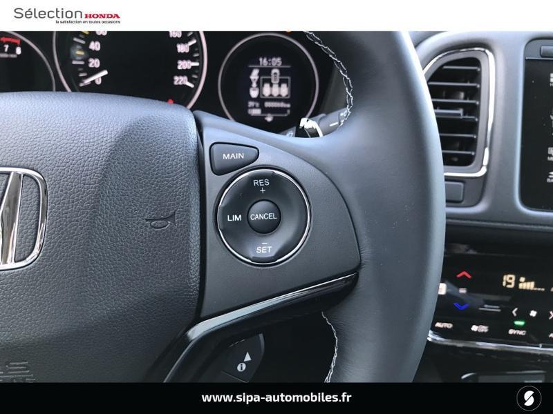 Honda HR-V 1.5 i-VTEC 130ch Exclusive CVT Argent occasion à Le Bouscat - photo n°12
