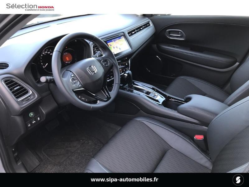 Honda HR-V 1.5 i-VTEC 130ch Exclusive CVT Argent occasion à Le Bouscat - photo n°5