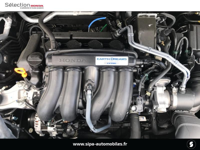 Honda HR-V 1.5 i-VTEC 130ch Exclusive CVT Noir occasion à Le Bouscat - photo n°13