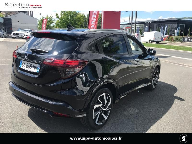 Honda HR-V 1.5 i-VTEC 130ch Exclusive CVT Noir occasion à Le Bouscat - photo n°20