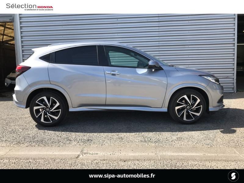 Honda HR-V 1.5 i-VTEC 130ch Exclusive CVT Argent occasion à Le Bouscat - photo n°4