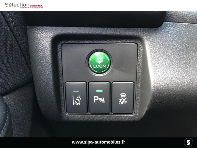 Honda HR-V 1.5 i-VTEC 130ch Exclusive CVT Argent occasion à Le Bouscat - photo n°19